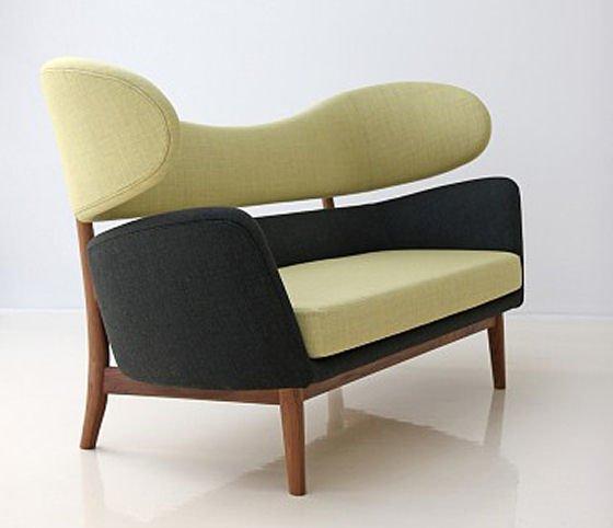 Finn Juhl Designed Furniture At Skandium Colourful