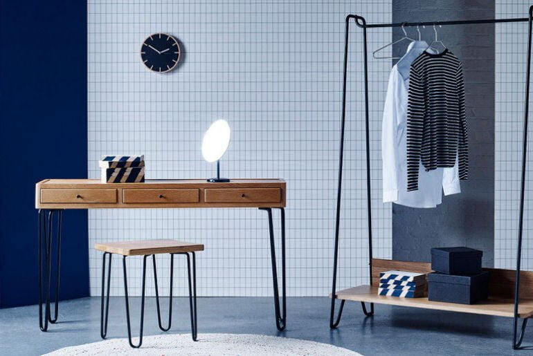 Heal's Brunel Console Table/Dressing Table