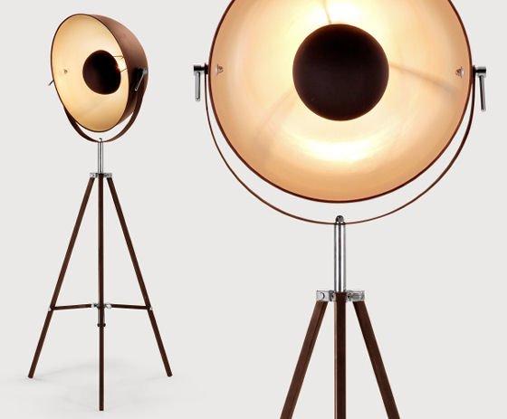 Top 10 Retro Floor Lamps Colourful Beautiful Things