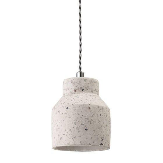 Terrazzo Pendant Lamp, Bloomingville at Amara