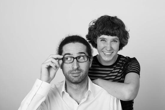 David and Lena of TEO design studio