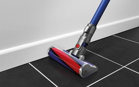 dyson fluffy feature