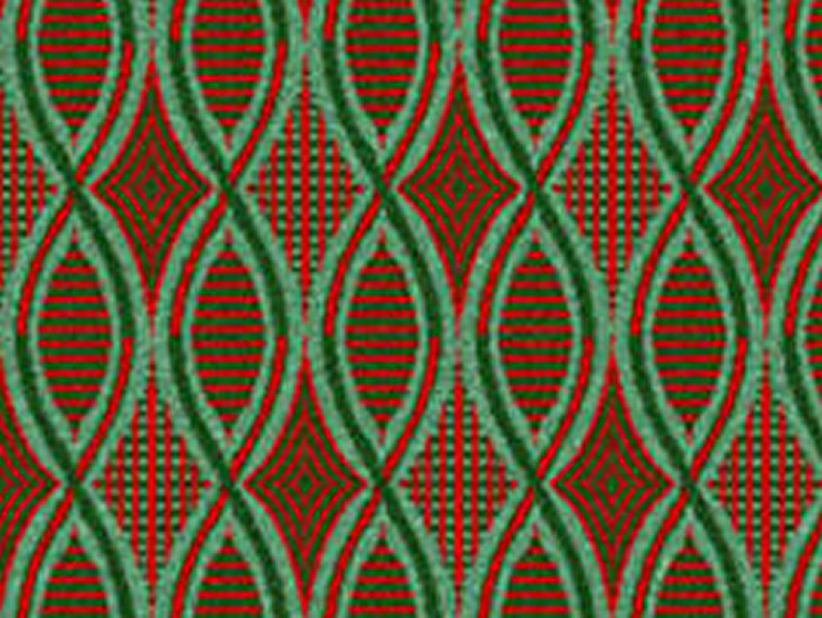 Enid marx textile designer printmaker artist and for London underground moquette