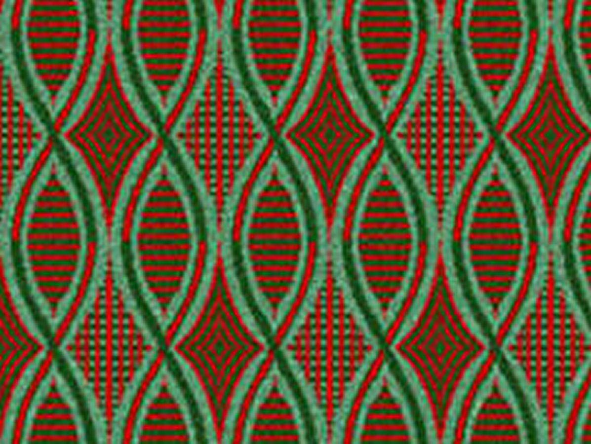 Enid marx textile designer printmaker artist and for London underground moquette