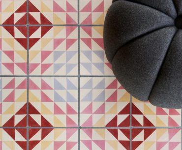 Berts & May tiles collaboration with Soho Home