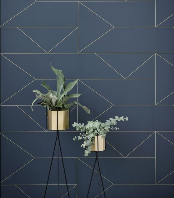 ferm_black_planter_stands_both_with_lines_wallpaper_life_800