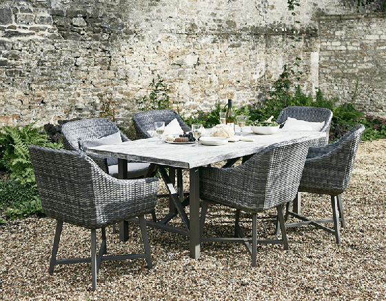 Marvelous 6 Of The Best Contemporary Outdoor Dining Sets
