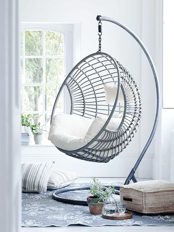Outdoor Hanging Furniture. Indoor Outdoor Hanging Chair G Hangchair_2  Outdoor