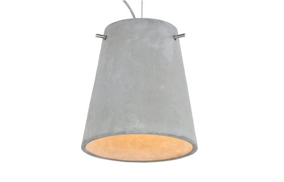 Ira Concrete Pendant Light by Made.com