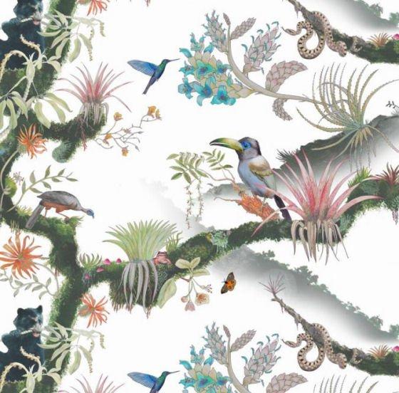 Newton Paisley wallpaper