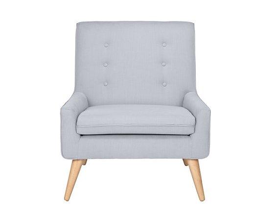 Mid century style Olson Armchair from John Lewis Design Your Own range