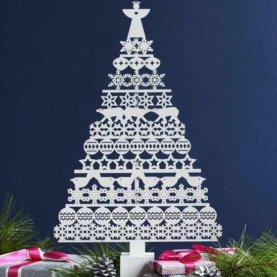 Contemporary Alternative Christmas Trees for Small Spaces ...