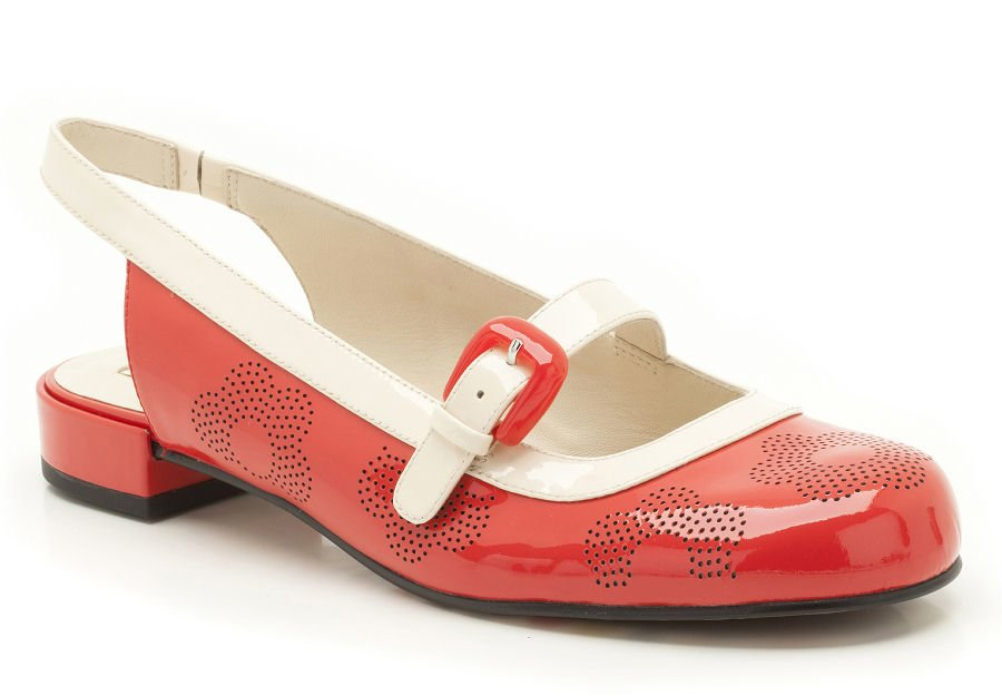 Spring Shoes By Orla Kiely For Clarks Colourful
