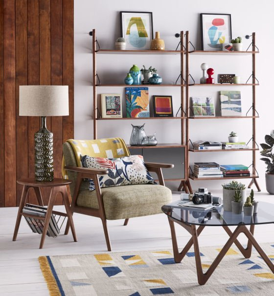 John Lewis furniture - the Palm Springs collection