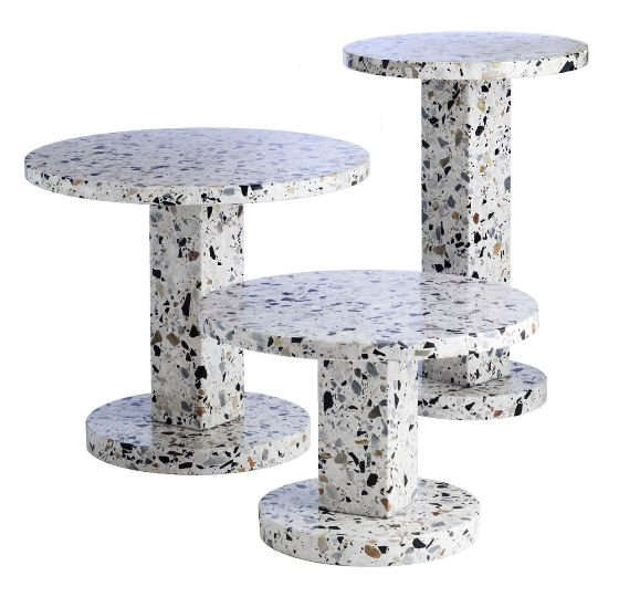 Primo Terrazzo Tables by Another Brand