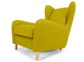 Rubens compact armchair from the Made.com contemporary furniture online store