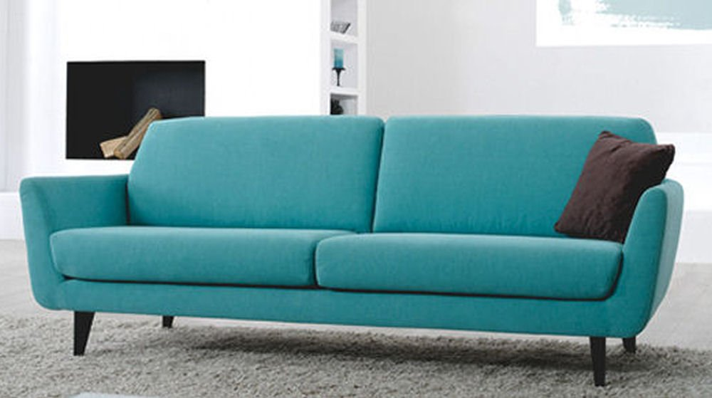 Top 10 contemporary sofas for small spaces colourful Small modern sofa
