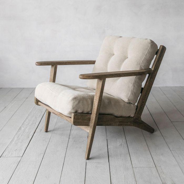Mid Century Modern Danish Style Armchair • Colourful ...