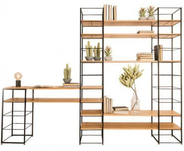 Heal's Tower modular shelving unit