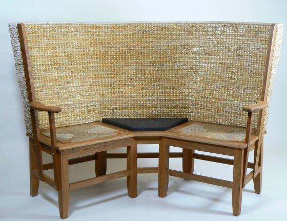 two seater corner chair1