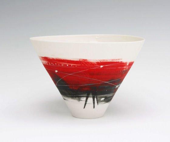 Ali Tomlin ceramics at Handmade at Kew 2016 craft fair